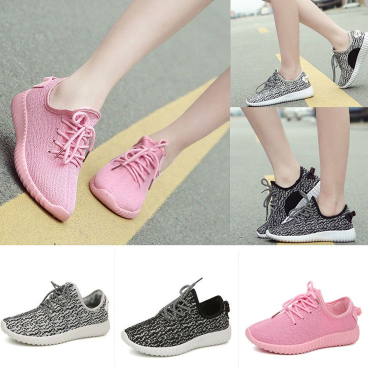Fashion Women's Athletic Breathable Sneakers Sport Casual Running New Shoes