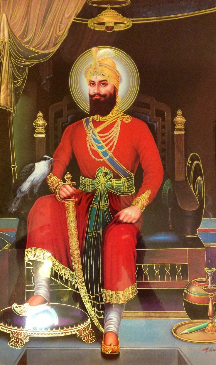 Tenth Guru Guru Gobind Singh Sahib | KUNDALINI YOGA ...