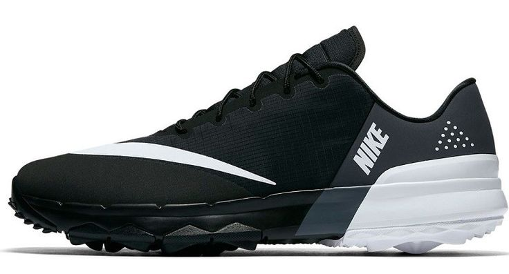 Zapatos de golf Nike FI Flex, fabricados con Polyester sintético.
