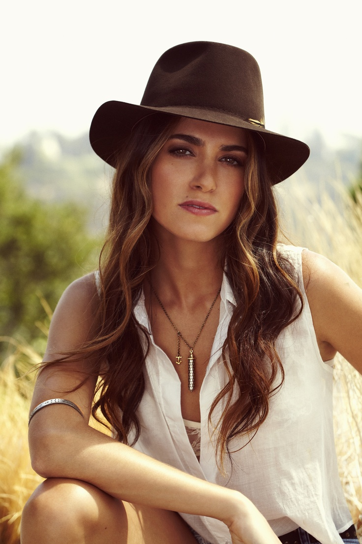Nikki Reed wearing the Mattlin Era Humility Necklace. #MattlinEra #GLAMboutique