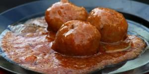 Receta de Albóndigas en salsa fácil y rápido
