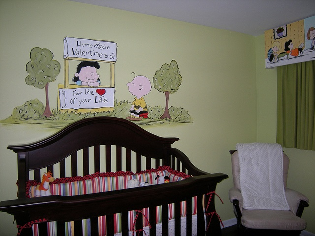 charlie brown nursery