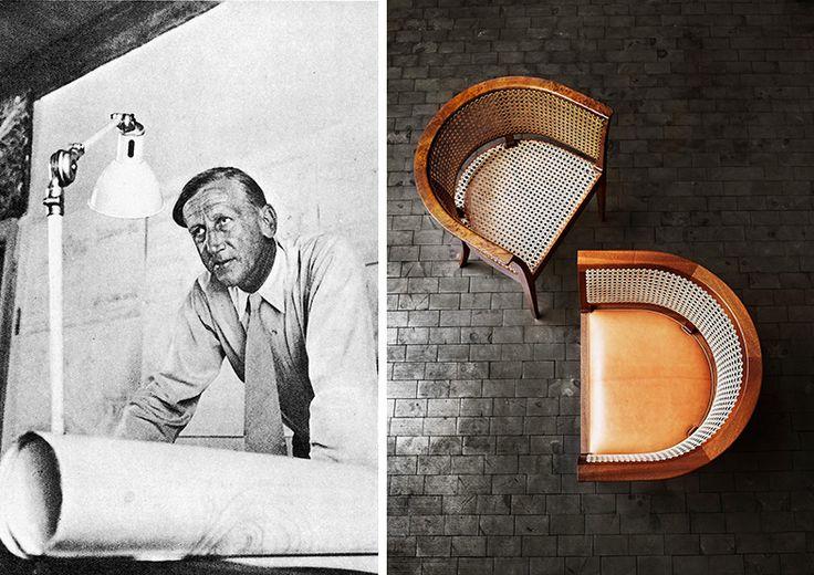 LA FAABORG CHAIR DI KAARE KLINT COMPIE 100 ANNI – Rud. Rasmussen rende omaggio al primo classico del moderno design danese