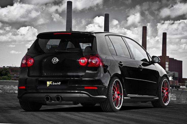 VW Golf GTI от Schmidt Revolution