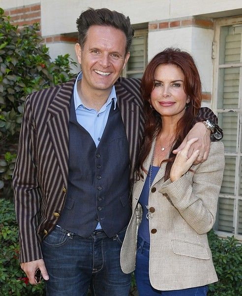 LOS ANGELES, CA - APRIL 21:  Producer Mark Burnett (L) and actress/producer Roma Downey attend the 18th Annual LA Times Festival Of Books at USC on April 21, 2013 in Los Angeles, California. Credit: Getty Images for LA Times