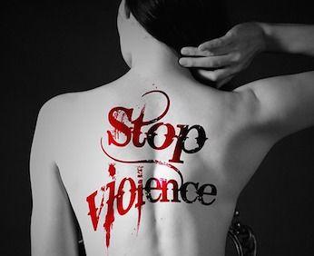 Violencia de genero, una enfermedad de la sociedad. Día internacional de la eliminación de la violencia contra la mujer. Violencia machista.