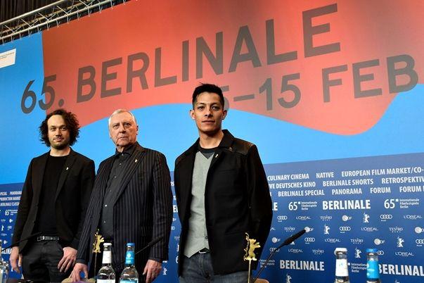 Diez días . Crónica de la séptima jornada de la 65ª edición de la Berlinale.  Aunque parece una esta...