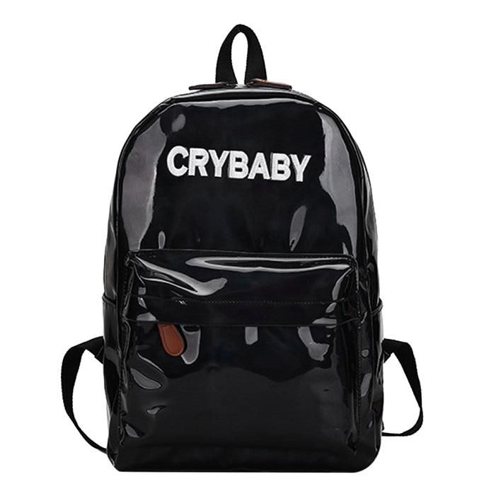 Mini PU Leather Holographic Backpack  93bc242102c28