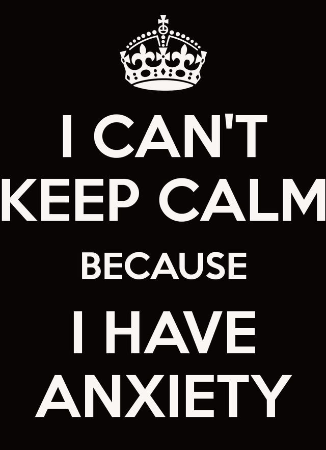 Click on the picture to see how it feels to have anxiety!