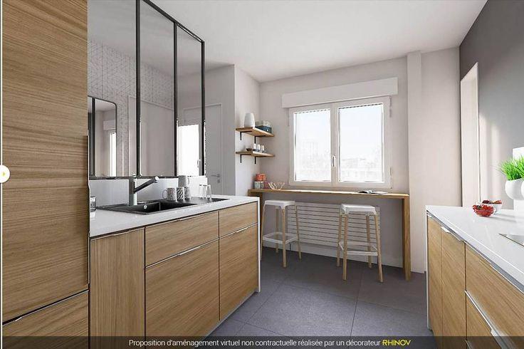 Vente appartement 5 pièces 84 m2 Brest 1 à 11 RUE BOSQUET - groupe SNI