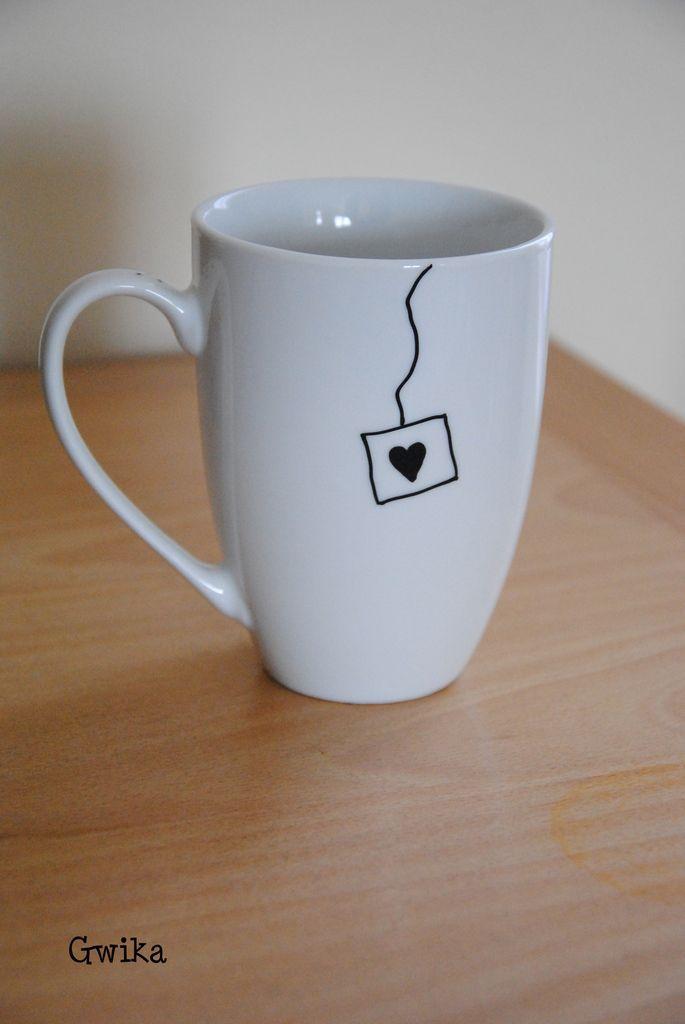 17 meilleures id es propos de tasses peintes la main sur pinterest tasses caf peintes - Tasse a cafe personnalise ...