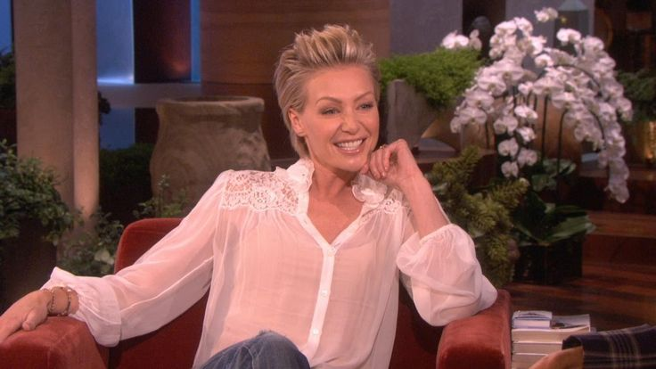 Jennifer Aniston Finds Out About Ellen and Portias Marriage