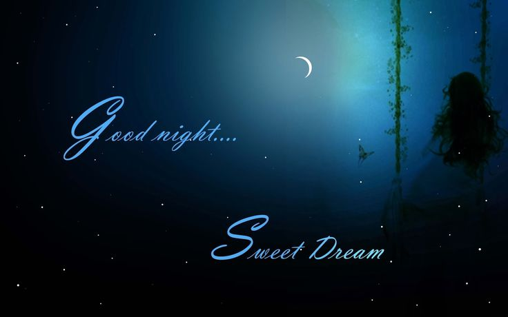 Good Night - Sweet Dreams