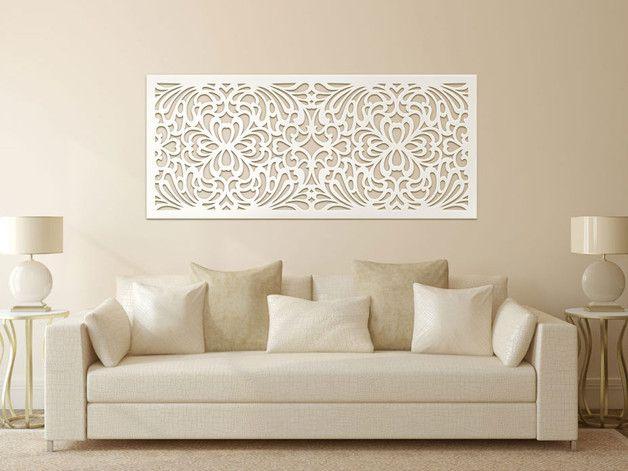 Dekoracyjny Panel Z Rama 120x50cm Florencja Potrzeby Wall Decor