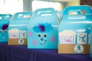 Fiesta de primer cumpleaños: Monsters University   Blog de BabyCenter por @Pilar Hernandez-Enmicocinahoy