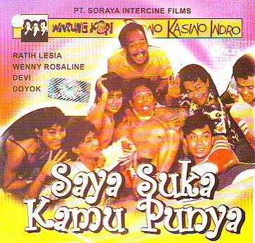 "Film ""Saya Suka Kamu Punya"" (1988)"