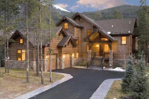 28 best images about log cabins on pinterest the balcony luxury log cabins and log cabin homes - Small log houses dream vacations wild ...