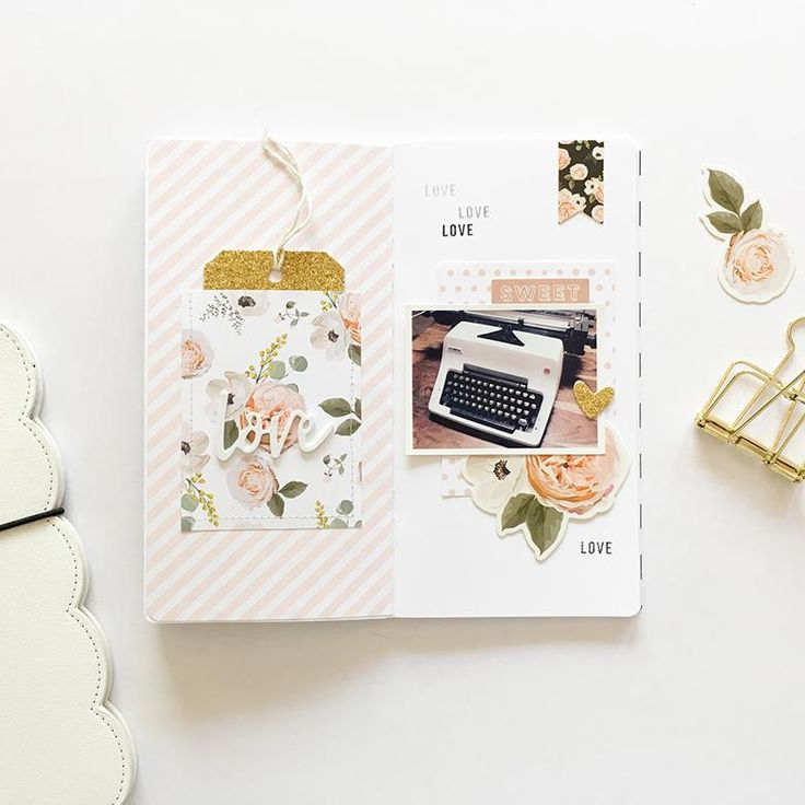 Hi everyone! Mandy here today to share my first project using the beautiful Mila kit! Who else is totally swooning over the gorgeous florals in this kit?! And