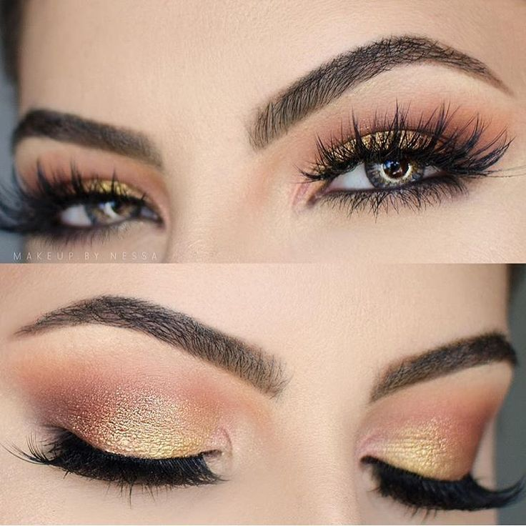 @makeup.by.nessa @makeup.by.nessa using our Huda Beauty Rose Gold Textured Palette + @shophudabeauty lashes in Scarlett! Thank you for calling our #HudaBeautyRoseGoldPalette a Game Changer  we tried to offer you guys something totally new and really push the limits! We didn't want just another palette with different colors! We looked everywhere for pigments and textures we had never seen before!