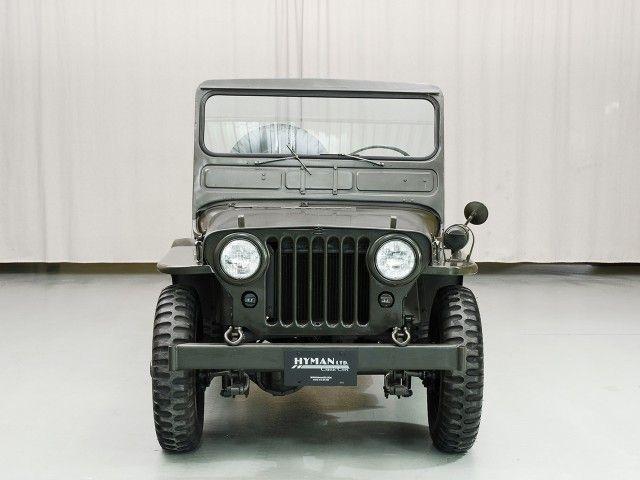 1951 Willys M38 Jeep Hyman Ltd Classic Cars Jeep Jeep Suv