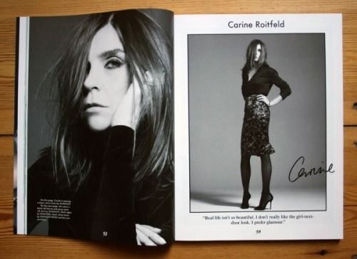 Carine.: Carine Roitfeld, Teamroitfeld Carine, Fashion Icons, Coffee Table, Idol Muse Carine, Curated Eclectic, Style Icons, Eclectic Collects