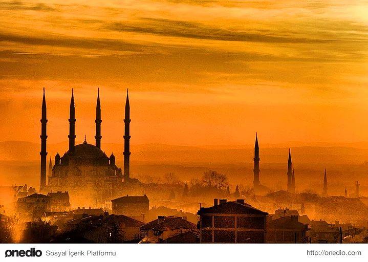 Mimar Sinan'ın ustalık eseri; Selimiye Camii...