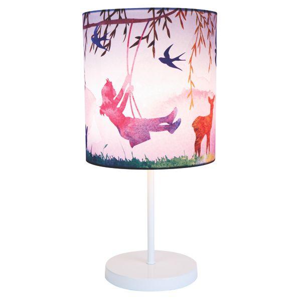 Salt Lamps Maitland Nsw : Little Girl Kids Table Lamp - USD 54.45 : Bellas Little Ones Australia, ErgoBaby Carrier Nursery ...