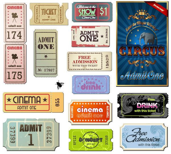 36 best movie party invite images on Pinterest Birthdays - printable movie ticket template