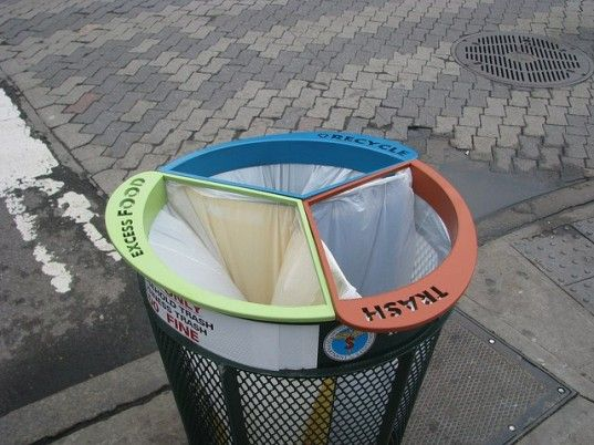 Nicole Howell's 'Toss With Care' Trash Can Addresses Homelessness & Sustainability in NYC