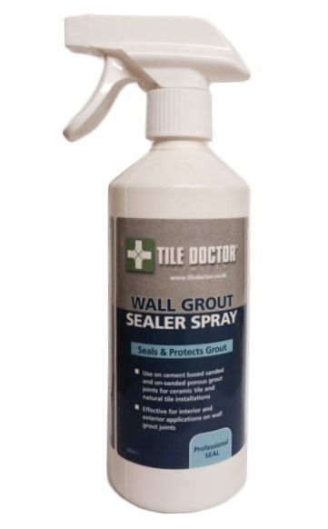 Wall Grout Sealer Spray