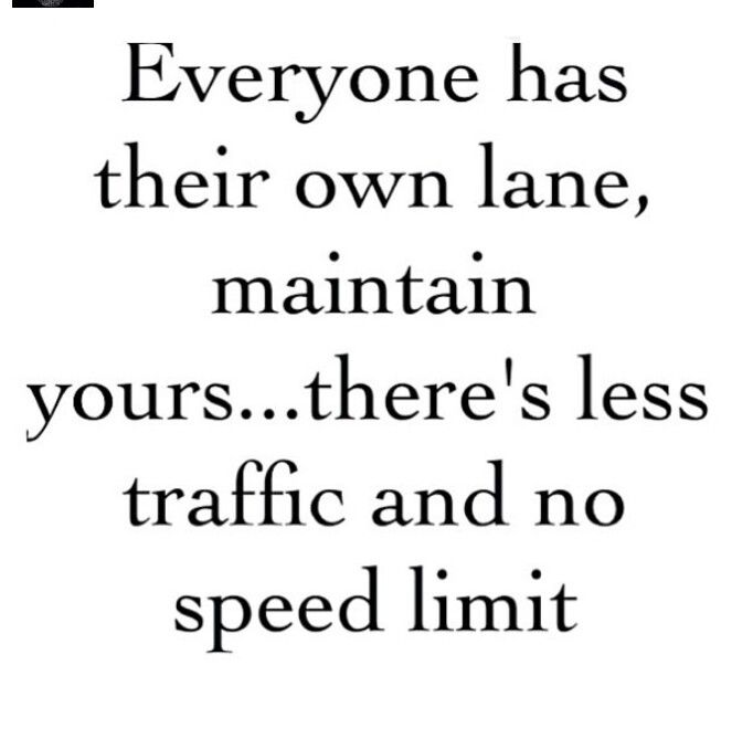 Image result for quotes about staying in your lane