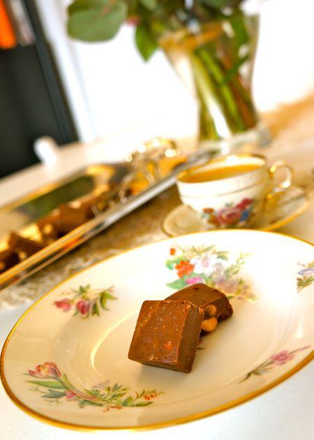 パリスタイルの絶品「チョコレートファッジ」で、世界が変わる!?