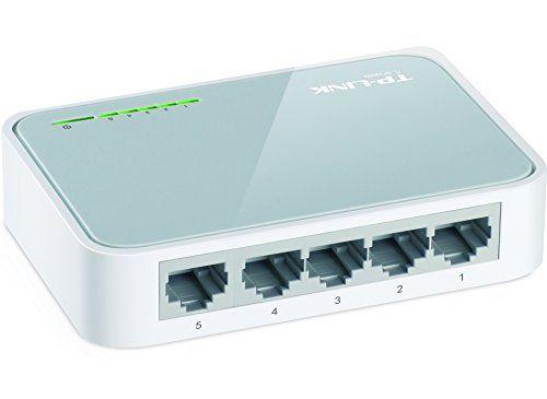 TP-LINK TL-SF1005D 5-port 10/100Mbps Desktop Switch TP-LINK