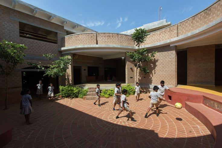 Galeria de Escola Trem Amarelo / Biome Environmental Solutions - 4