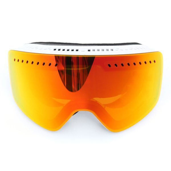 Snowmobile gafas de esquí Moto a prueba de viento a prueba de polvo Gafas protección UV