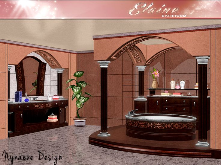 Give your bathroom a new look with these luxurious  classic design objects   Found in TSR Category  Sims 3 Bathroom Sets. 17 Best images about Sims 3 on Pinterest   Bathroom sets  1950s