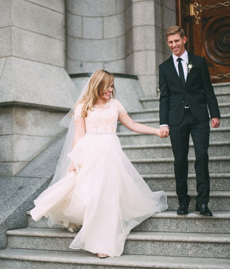 2461 best dream wedding images on pinterest marriage for Modest wedding dresses seattle
