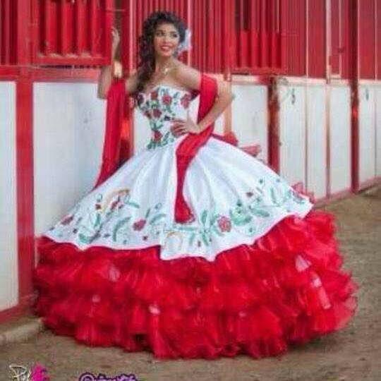 Mexican ranchero wedding