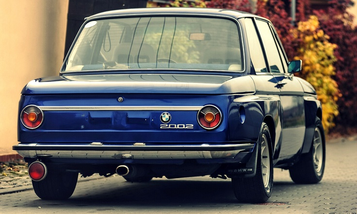 BMW 2002 předFL ZENDER - AC