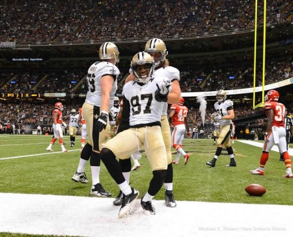 New Orleans Saints Win vs Kansas Chiefs