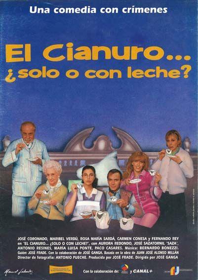 1994 # El cianuro... ¿solo o con leche? # tt0106572