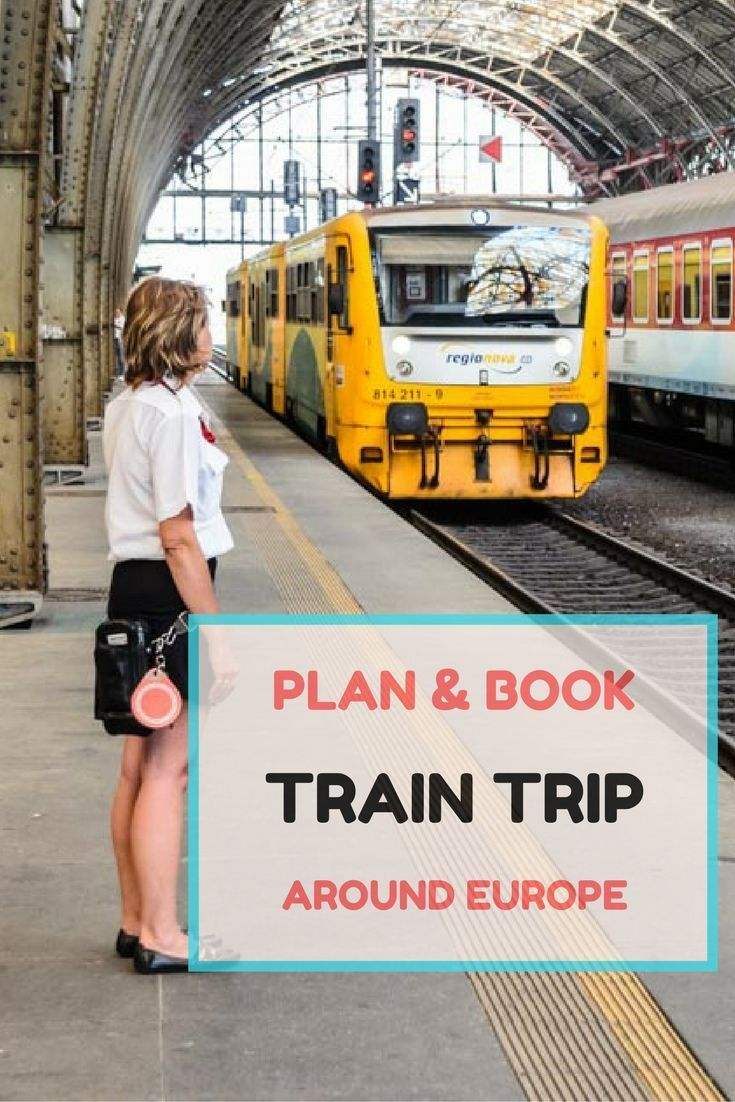 Train Travel in Europe: Tips on how to travel by train in Europe with Interrail: tips on destinations, tricks how to save money, and a video !