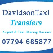 St Andrews taxi transfer services