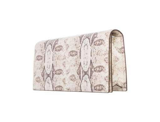 The Hendren clutch is crafted with exquisite Italian printed exotic leather, the Hendren clutch is a structured clutch bag with plenty of internal pockets, and lined in suede and leather. The rich hue will compliment an evening outfit, and will add sophistication to your wardrobe.