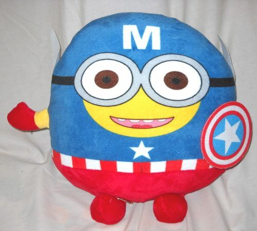 Bantal Minions Elips Super Hero Captain America 50 Cm  Bantal Minions Elips Super Hero Captain America 50 Cm  Ukuran: 50 Cm  Kode Barang: 510048CA  Harga: Rp. 66.000-  Buruan order sebelum kehabisan! Cara order sangat mudah dan bisa dibaca pada halaman cara belanja.  Related posts:  Bantal Minions Elips Super Hero Batman 50 Cm  Bantal Leher Motif LV Signature  Bantal Body My Little Pony 40 x 30 Cm Light Pink Pinkie Pie  Bantal Leher Printing Karakter Minions Despicable Me Assorted  Bantal…