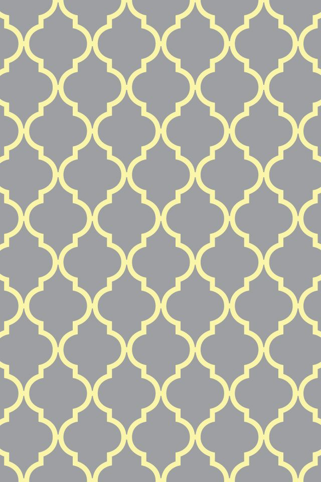 Make it...Create--Printables & Backgrounds/Wallpapers: Quatrefoil...Light Gray with Yellow, Aqua, Pink, White