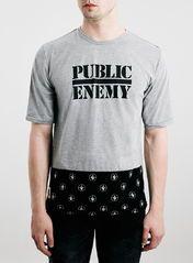 Worn By Public Enemy T-Shirt*