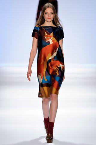 jill-stuart-fall-2011-fox-dress