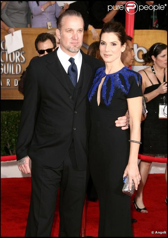 sandra bullock and jesse james | Gratuit : tous les scoops people par email !