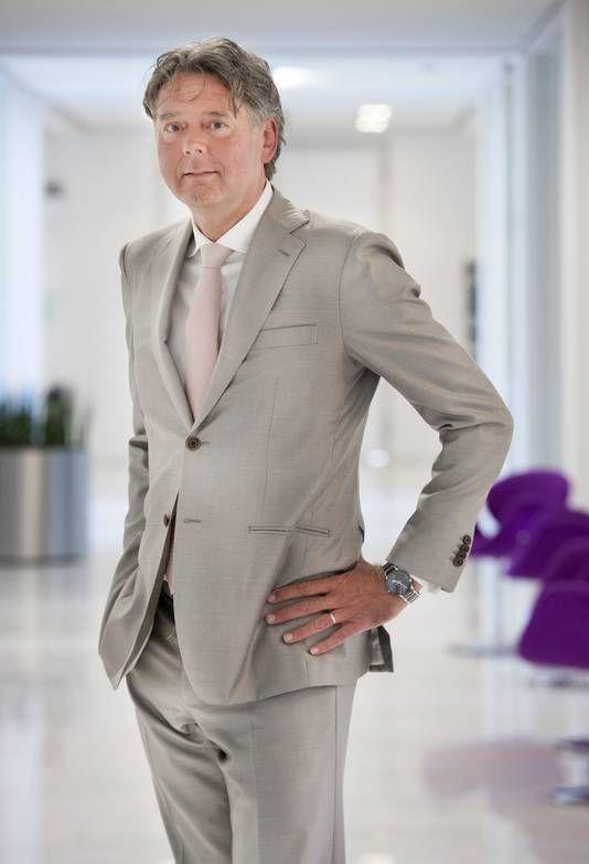 Anne Hettinga, bestuursvoorzitter Arriva Nederland en voorzitter Federatie Mobiliteitsbedrijven Nederland.